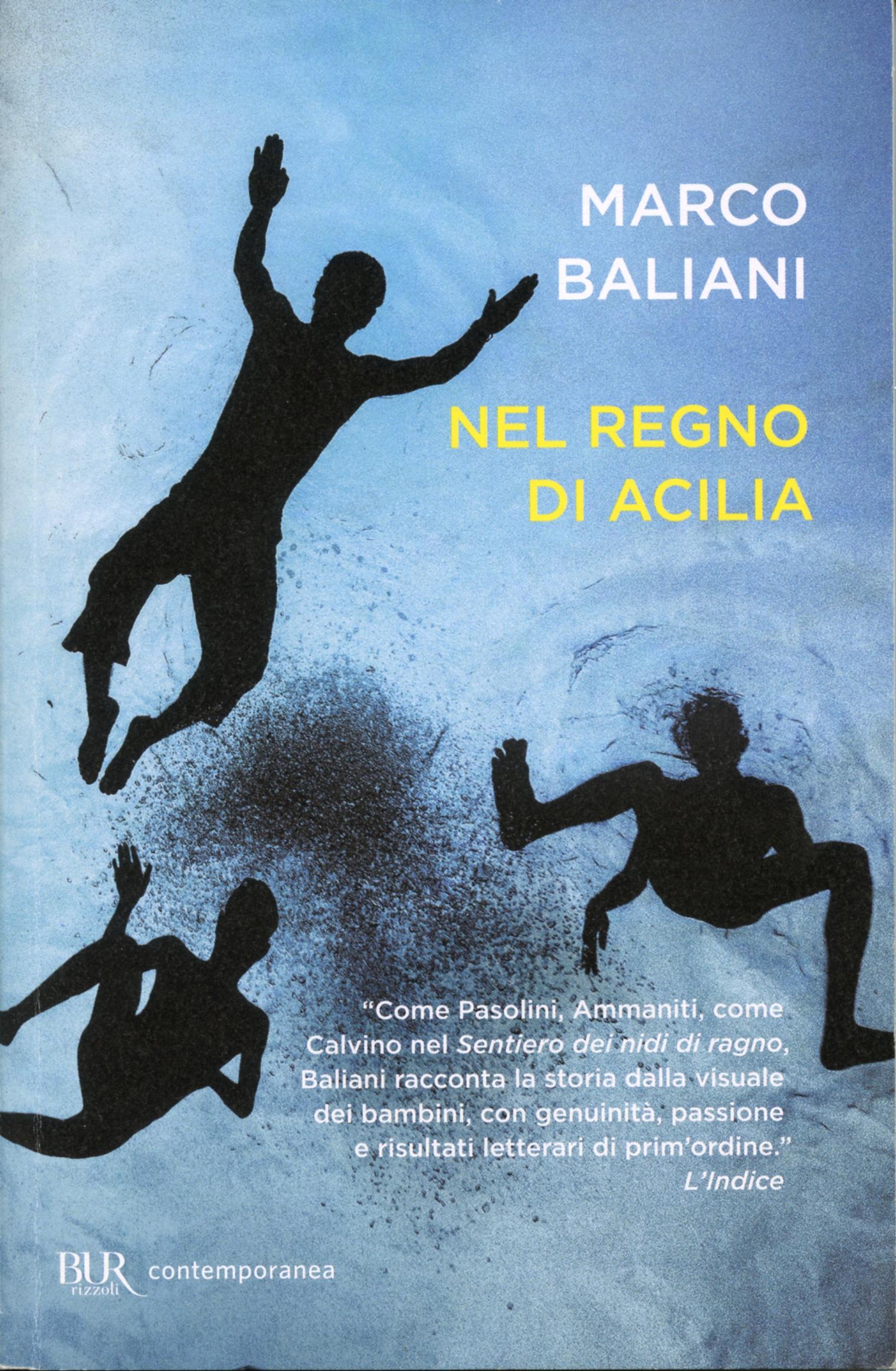 Nel regno di Acilia (cover)